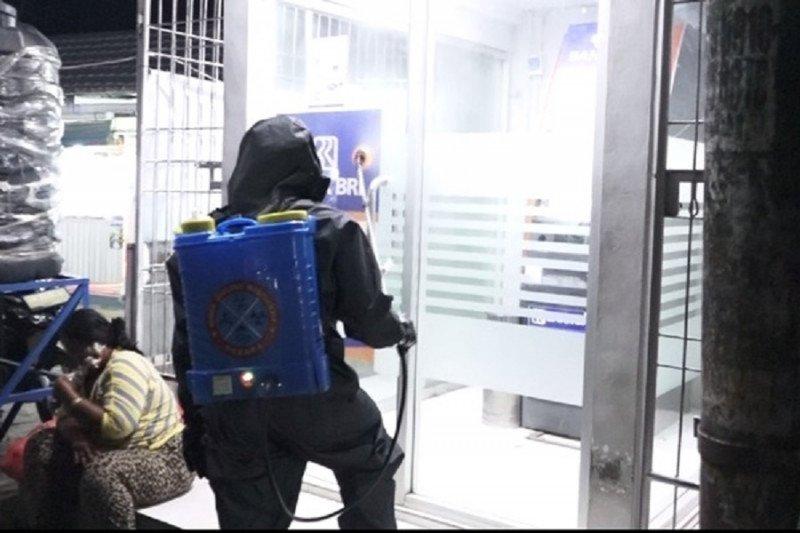 Petugas terus ingatkan warga Sulut patuhi protokol kesehatan