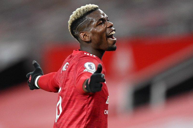 Agen pastikan Pogba tetap bersama Manchester United
