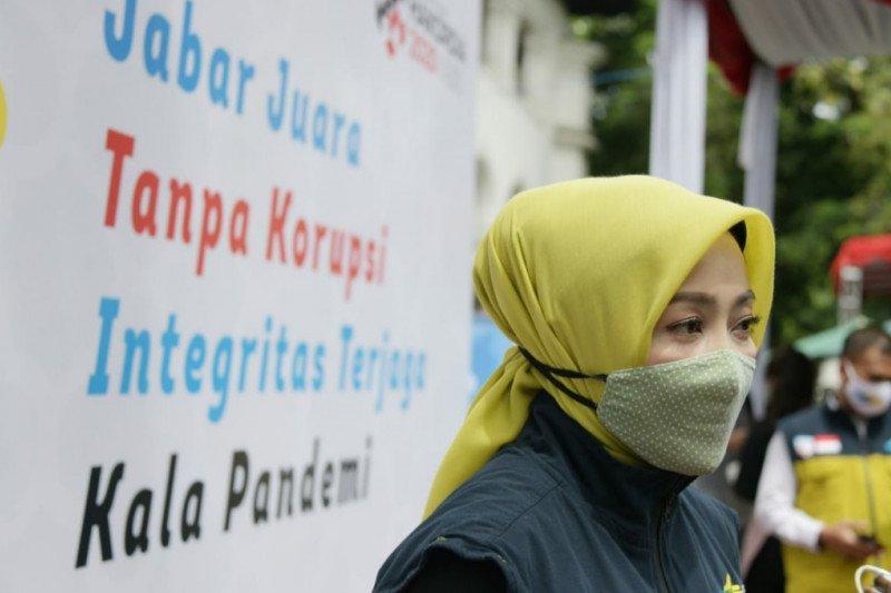 Atalia Kamil ajak para Istri jadi benteng korupsi di keluarga