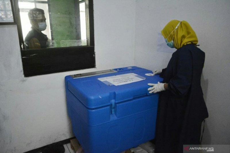 Dinkes Sumatera Selatan siapkan lemari  khusus  vaksin di 342 puskesmas