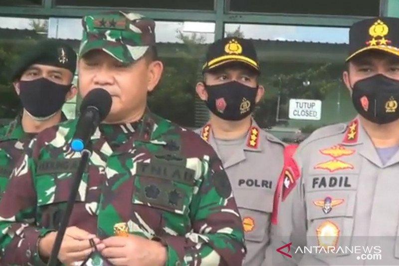 Kodam Jaya minta anggota tidak  buat isu soal penembakan Cengkareng
