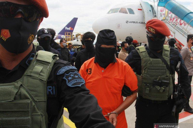 Anggota DPR sambut baik tiga terduga pelaku bom Bali disidangkan di AS