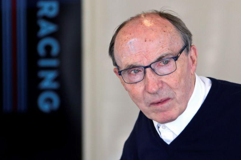 Pendiri tim Williams Formula 1 tinggalkan rumah sakit