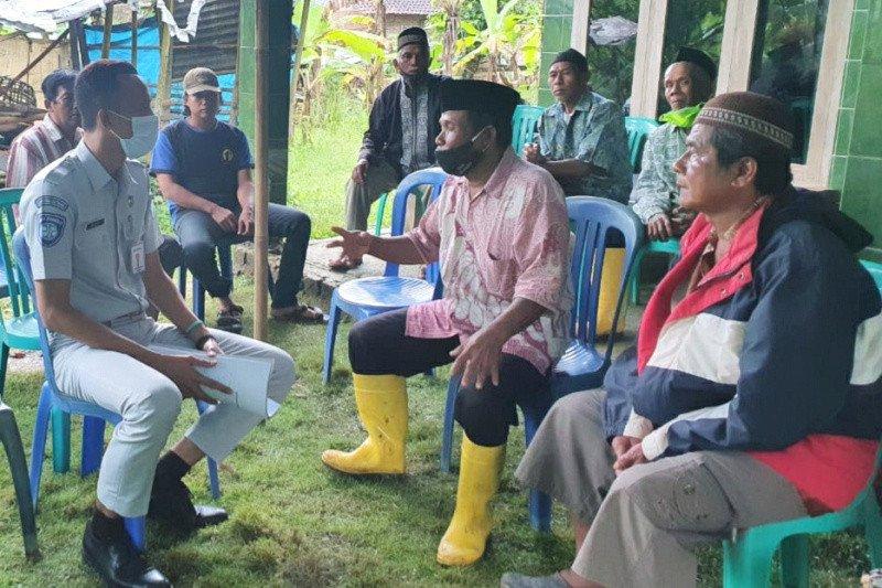 Warga Kebumen jadi korban kecelakaan Tol Cipali, Jasa Raharja Jateng langsung serahkan santunan