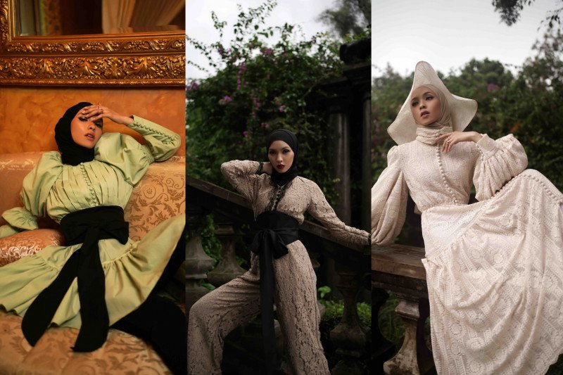 """Koleksi terbaru """"Romantic Nostalgia"""" diluncurkan, karya terakhir mendiang Barli Asmara"""