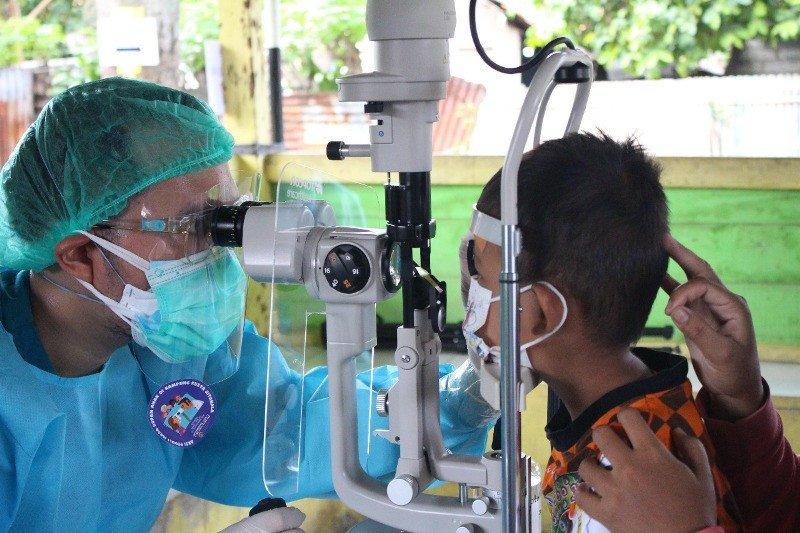 Bisakah atasi mata minus tanpa lasik untuk anak?