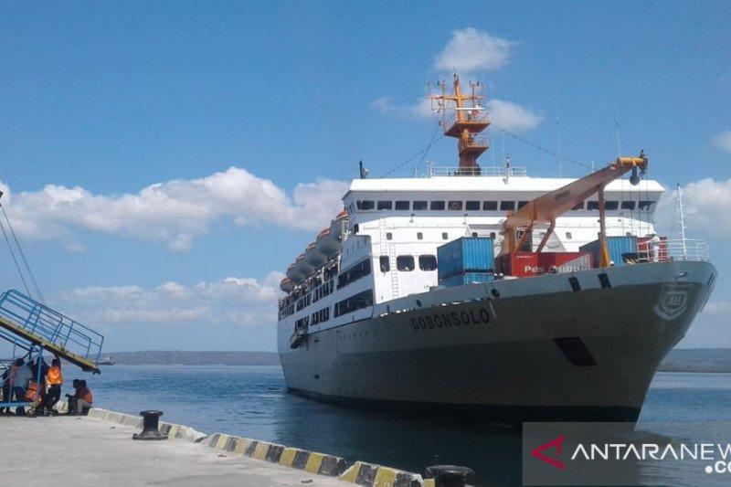 Kapal Pelni melayani 151 ribu pelanggan selama libur Natal 2020