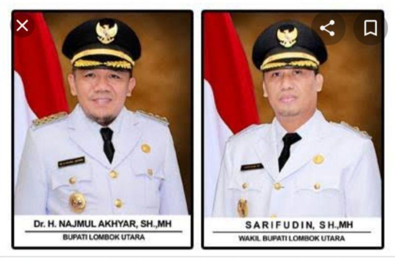 Ini penghargaan yang diraih Pemkab Lombok Utara sepanjang 2020