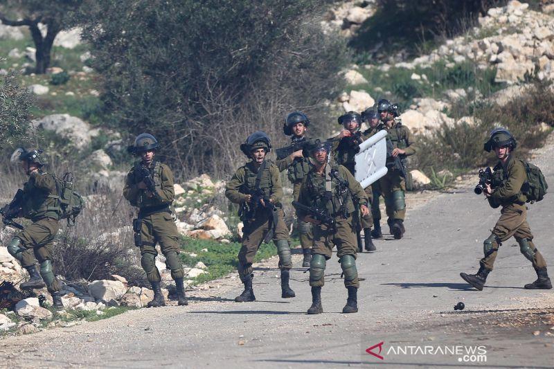 Pengemudi Palestina ditembak mati tentara Israel