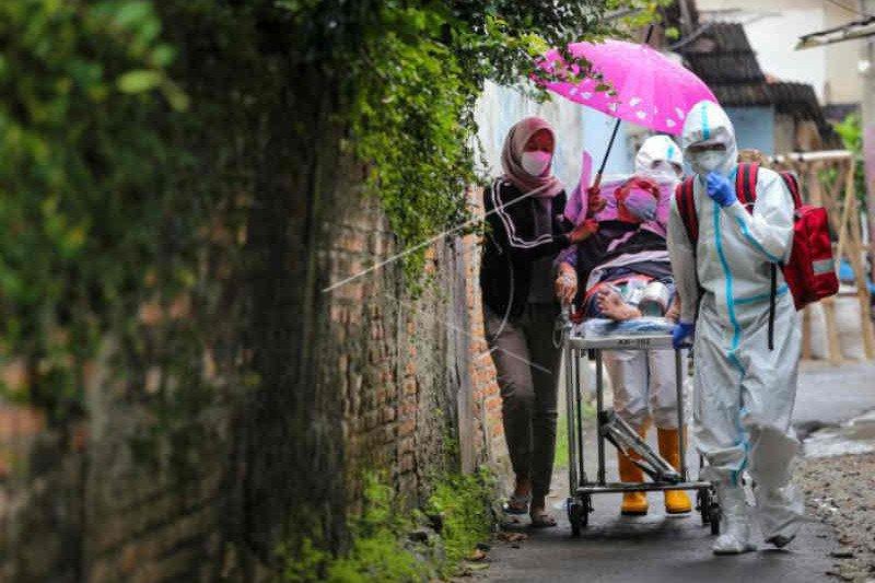 Kasus kesembuhan pasien COVID-19 di Cirebon bertambah 369 orang