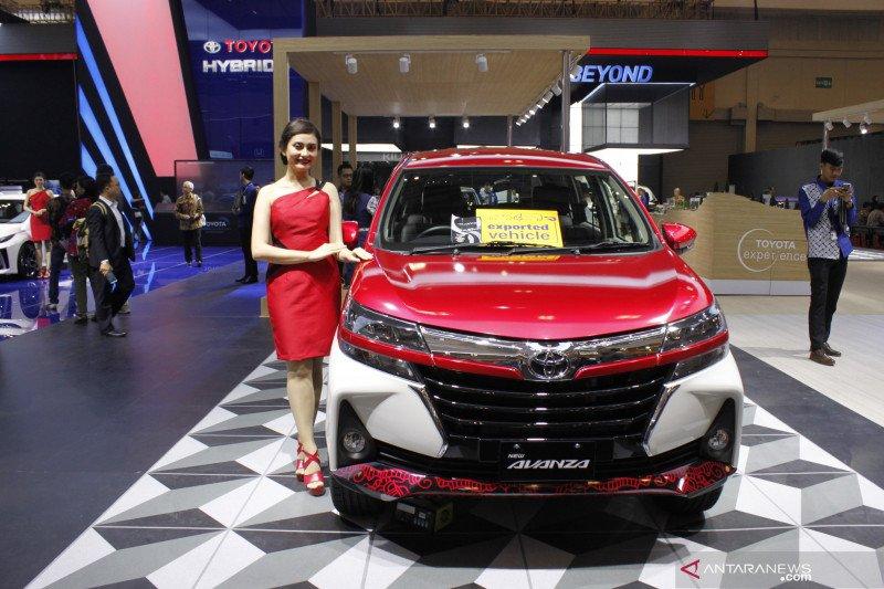 Lima merek otomotif penjualan tertinggi tahun 2020 di Indonesia