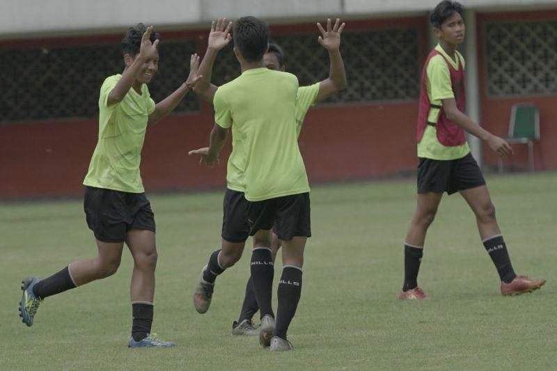 Pelatih Bima: timnas U-16 membaik setelah buat tujuh gol di laga internal