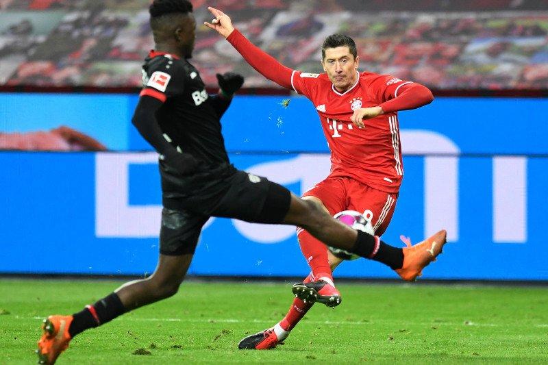 Liga Jerman-Bayern tutup 2020 dengan status pemuncak klasemen