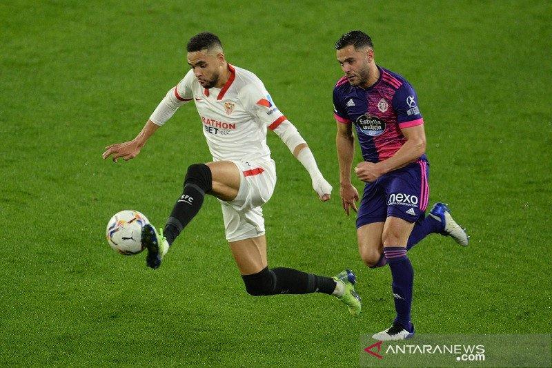 Sevilla ditahan imbang Valladolid 1-1