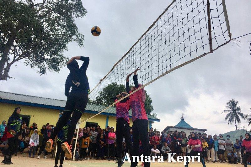Turnamen voli antar pulau