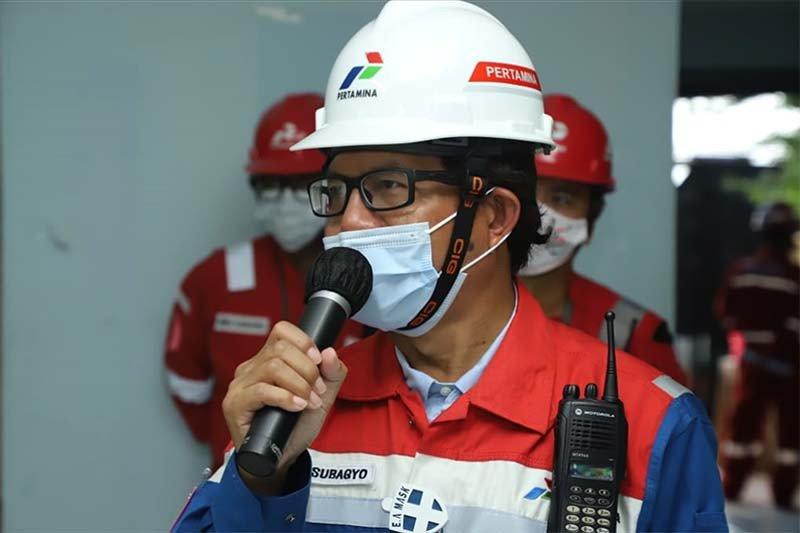 Pertamina Cilacap ingatkan pentingnya aturan kesehatan dan keselamatan kerja