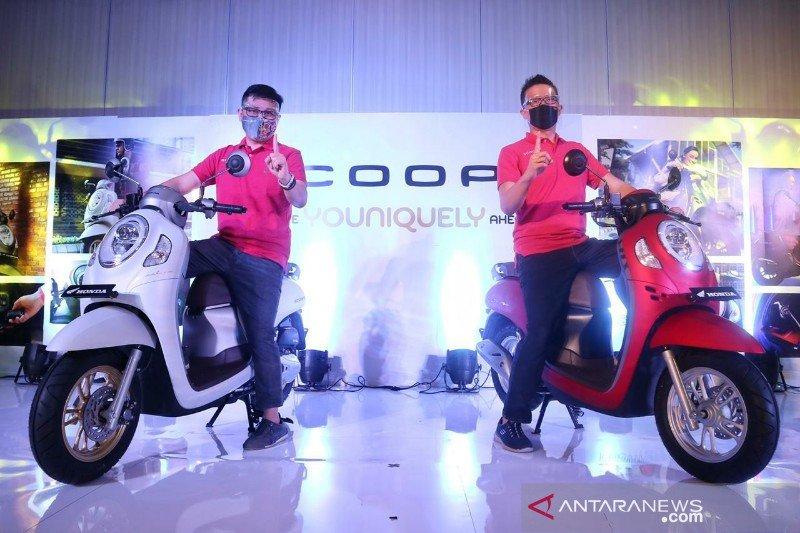 Astra Motor Papua kenalkan Honda Scoopy terbaru