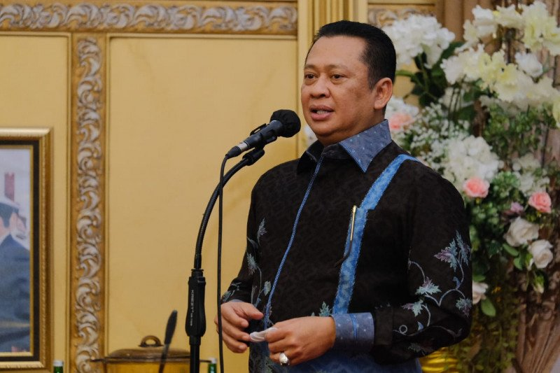 Bamsoet minta TNI-Polri lakukan tindakan tegas terukur terhadap KKB