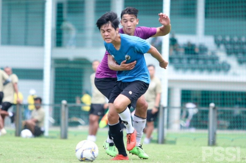 Shin Tae-yong: timnas U-19 masih perlu benahi beberapa aspek
