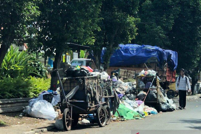 Yogyakarta membutuhkan satu pekan normalisasi tumpukan sampah di seluruh TPS
