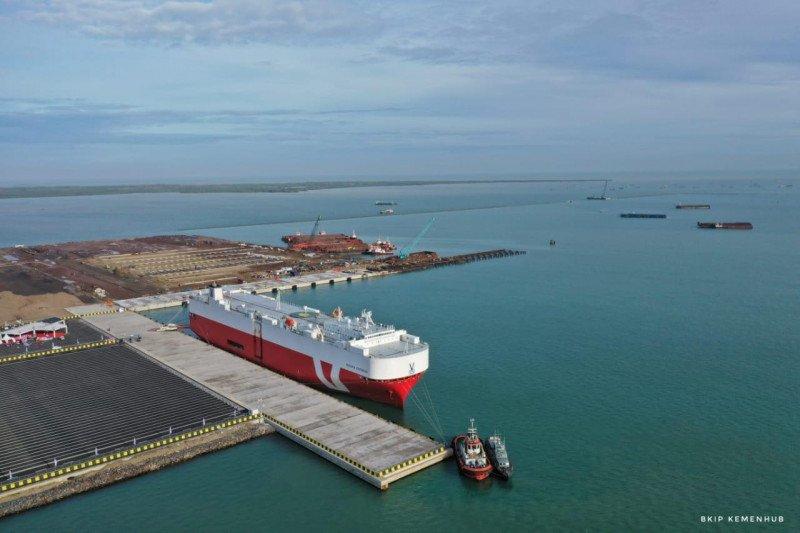 Luhut sebut sederet manfaat pembangunan Pelabuhan Patimban, apa saja?