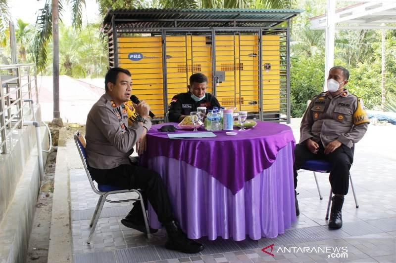 Polres Dharmasraya ungkap 277 kasus selama 2020