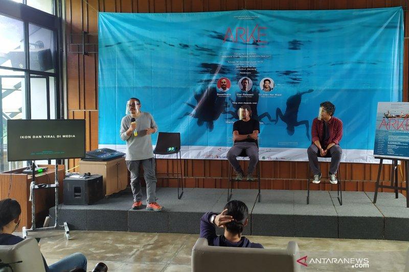 Diskusi ANTARA Foto: Viral bisa jadi pemantik jurnalisme berkualitas