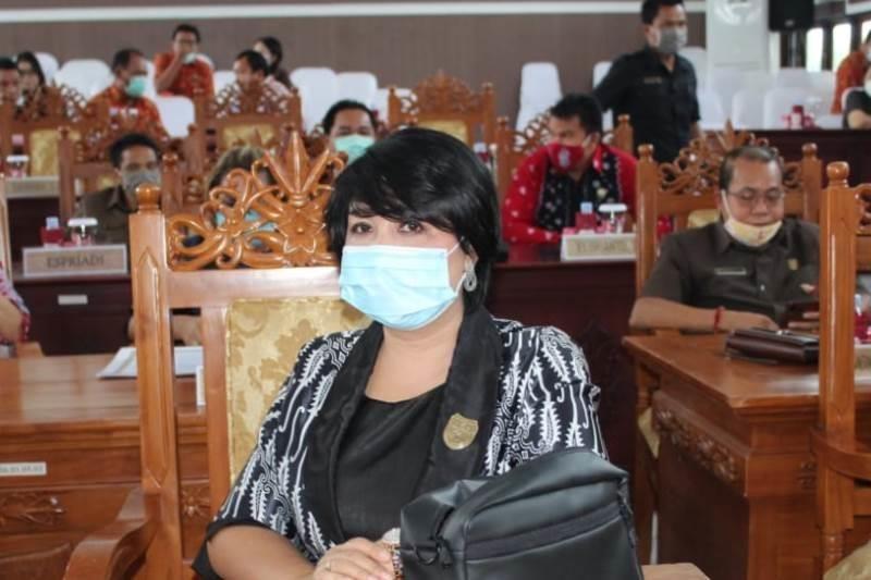 Legislator Gumas dorong masyarakat Tampang Tumbang Anjir aktifkan poskamling