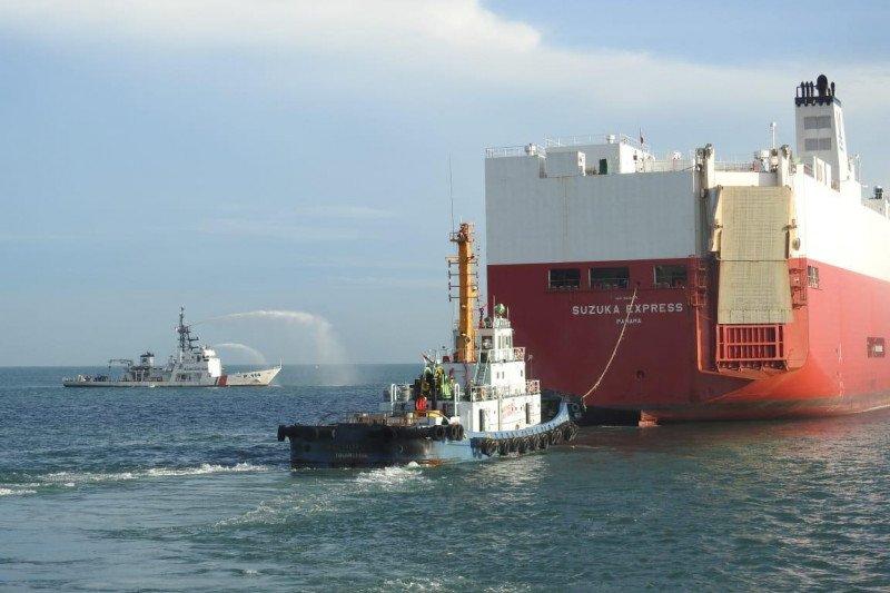 Menhub optimistis pelabuhan Patimban mampu kalahkan Shanghai dan Singapura