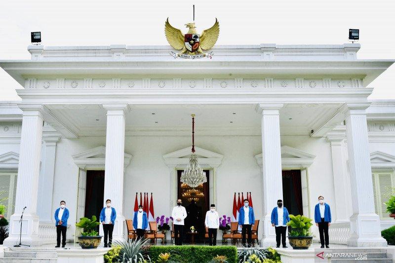 Formasi baru kabinet Indonesia Maju dengan semangat baru