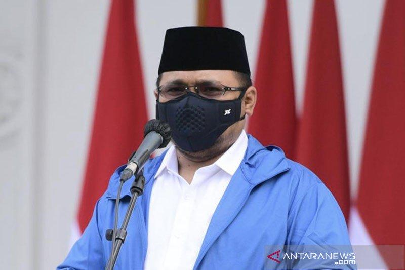 Menag temui Pimpinan KPK bahas upaya cegah korupsi di Kemenag