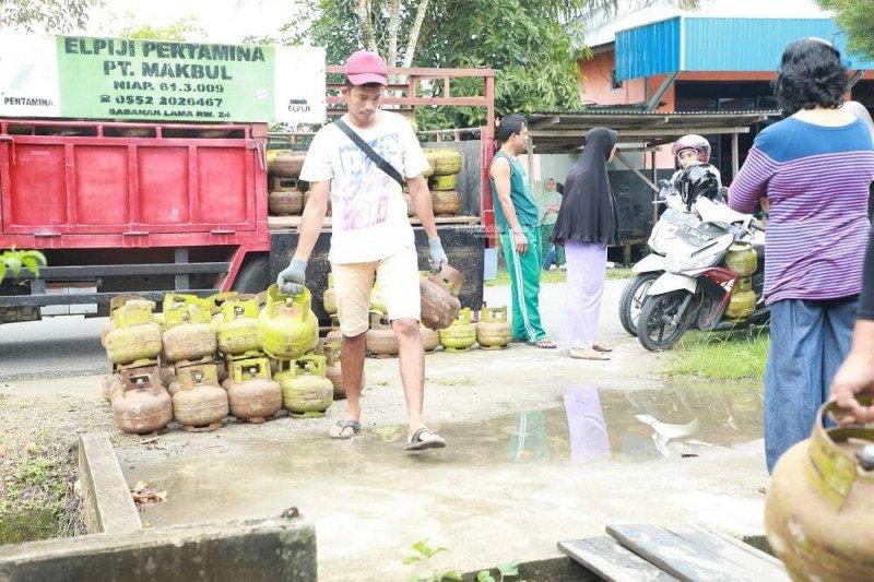 Stok BBM dan LPG Aman Jelang Nataru