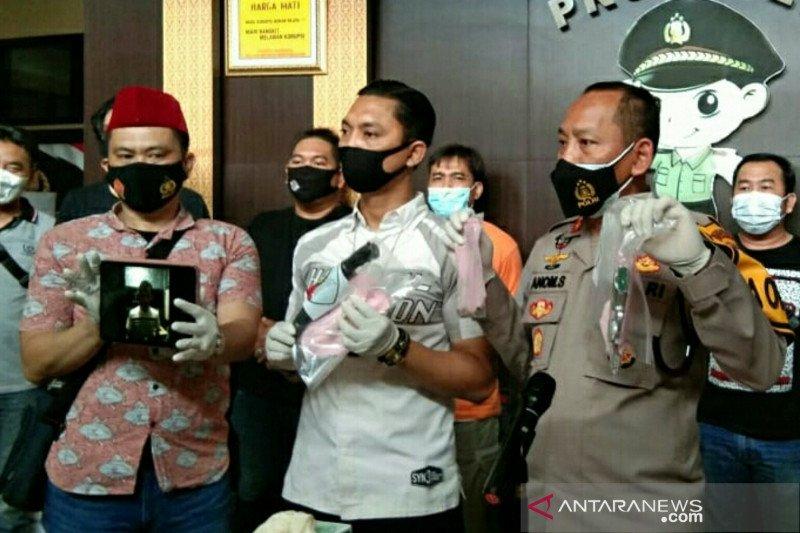 Polisi tembak mati otak kaburnya tahanan Polsek Sukarami