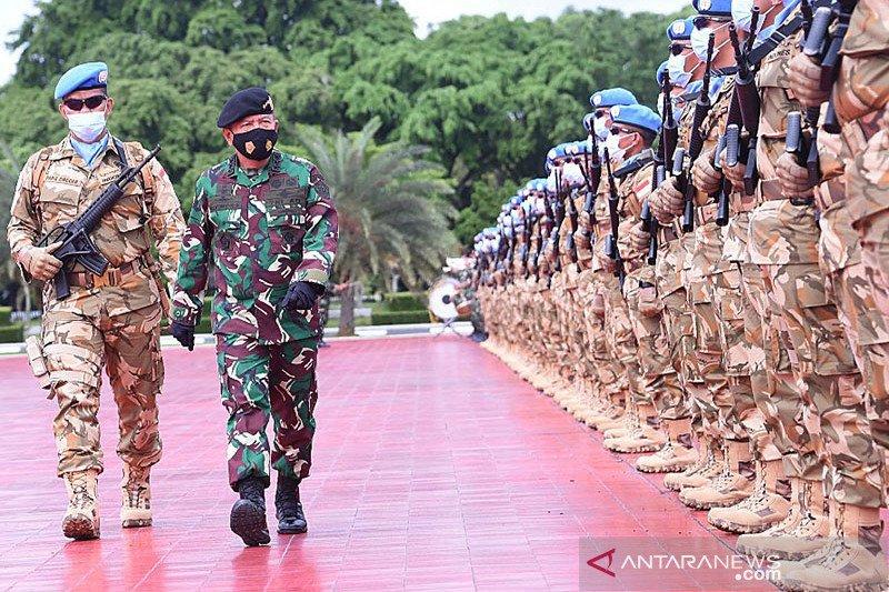 Prajurit   'Baret Merah'  ini dilantik menjadi Wakil Menteri Pertahanan