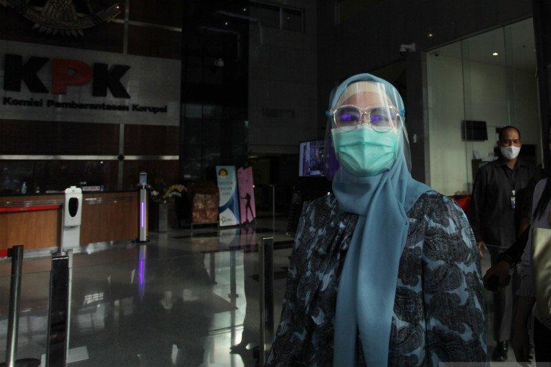 Istri tersangka Edhy Prabowo kembali dipanggil KPK