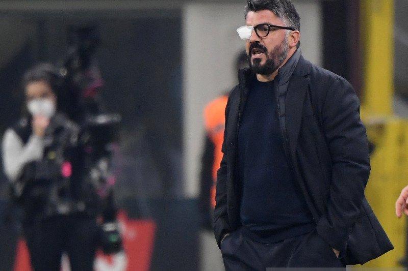 Gattuso jadikan sakit matanya penyebab turunnya performa Napoli
