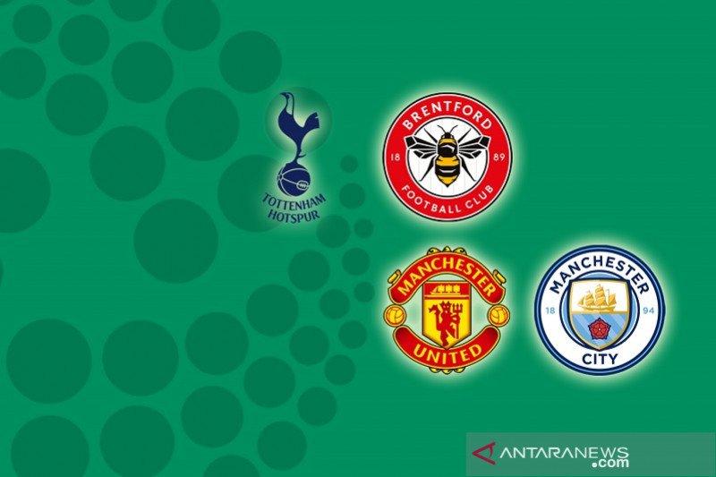 Derbi Manchester kembali bertemu di semifinal Piala Liga