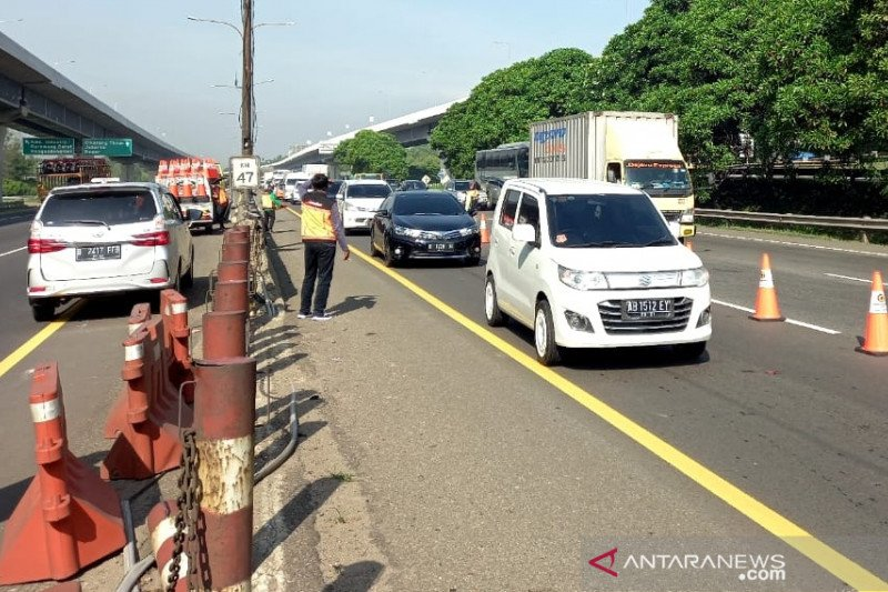 Tol Jakarta-Cikampek sempat diterapkan