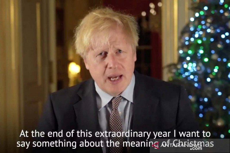 PM Inggris : Masa sulit akan datang karena varian baru COVID-19