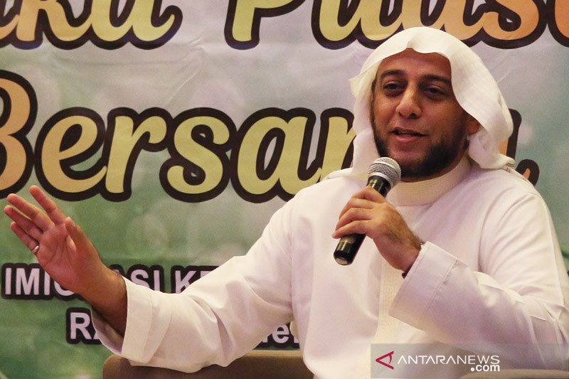 Ali Jaber meninggal, Mahfud MD: Indonesia kehilangan tokoh pemersatu umat