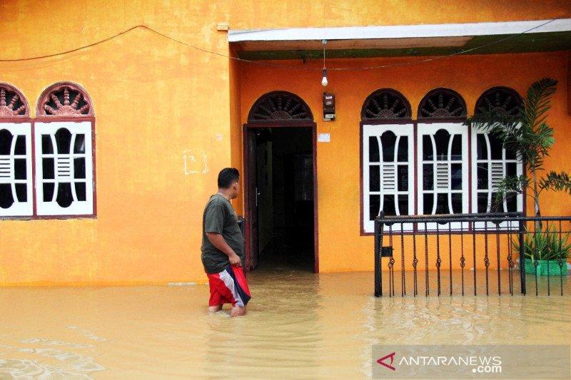 Banjir Rokan Hulu