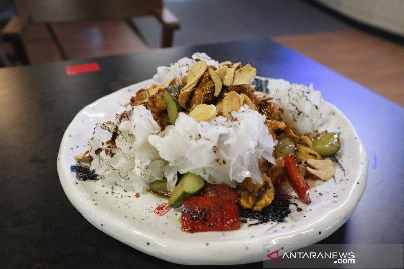 "Menikmati hidangan ""fusion"" Korea dengan nuansa ""pocha"""