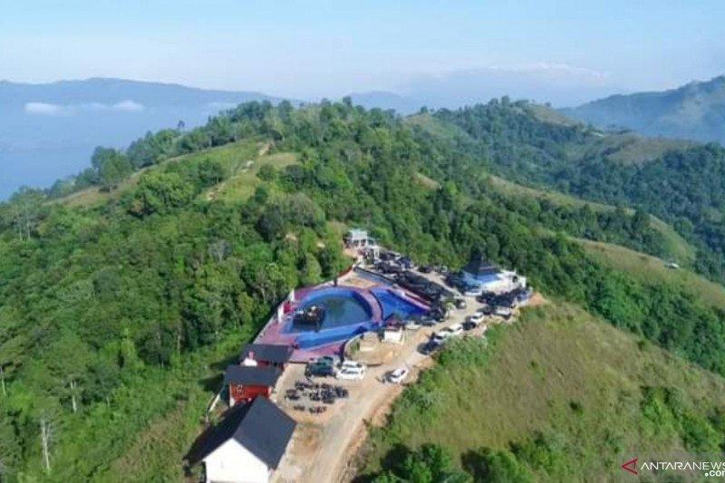 Wisata Ke Panorama Tabek Patah