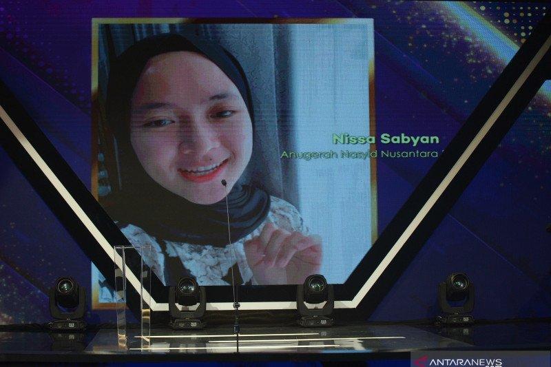 Nissa Sabyan artis nasyid pilihan Nusantara di Kuala Lumpur