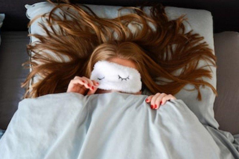 """Benarkah penggunaan """"sleep mask"""" bantu tingkatkan  kualitas tidur?"""