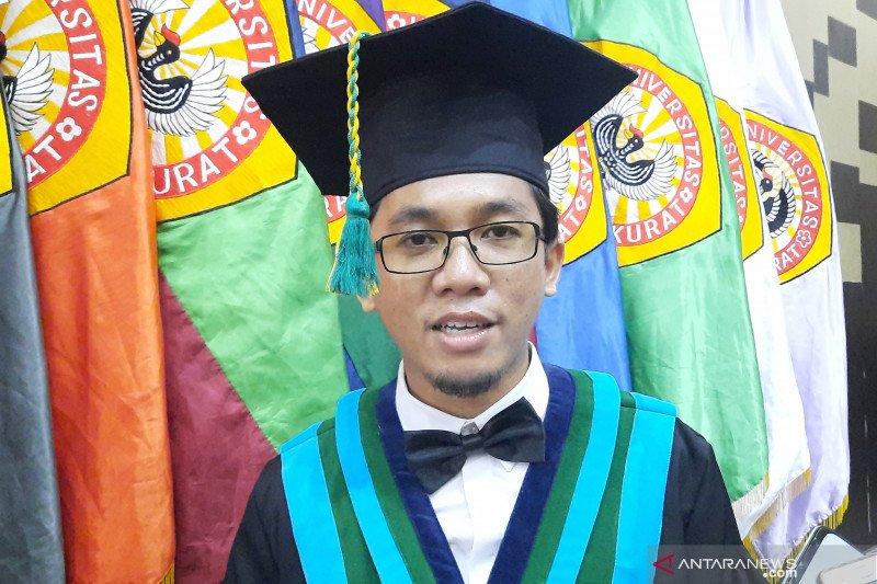 Prof Agung Nugroho, guru besar termuda ULM miliki 4 paten bidang pertanian