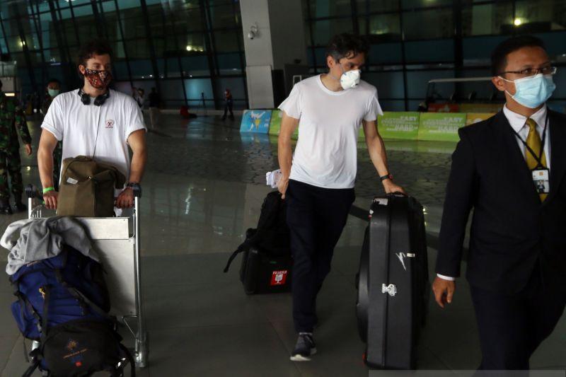 Tersangka mafia karantina di Bandara Soekarno-Hatta adalah pensiunan  Disparekraf DKI Jakarta