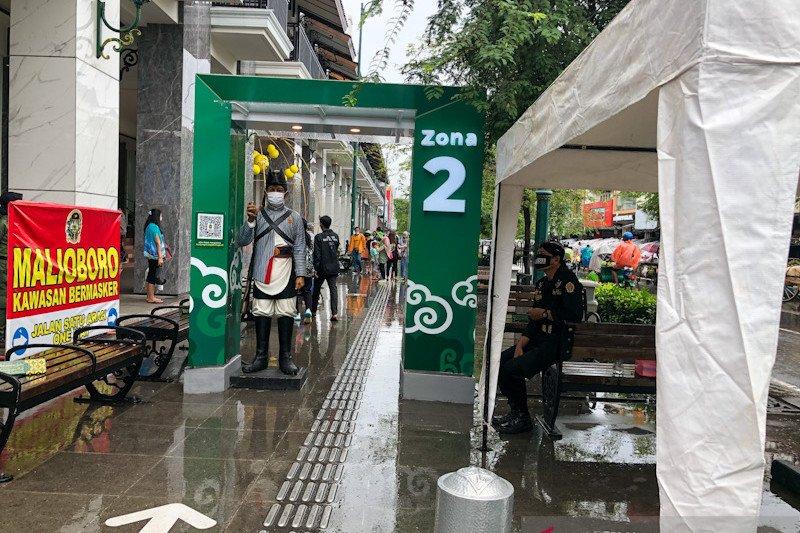 Yogyakarta lakukan buka tutup lalu lintas Malioboro pada malam tahun baru