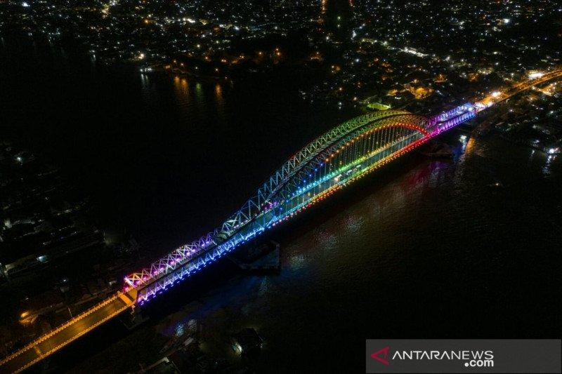 Jembatan Musi VI Palembang diestimasi tahan  hingga 50 tahun