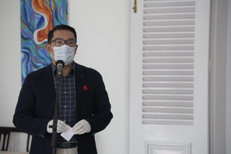 Ini jurus Ridwan Kamil kendalikan COVID-19 saat libur akhir tahun